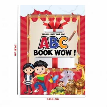 Mini Book Wow! ABC