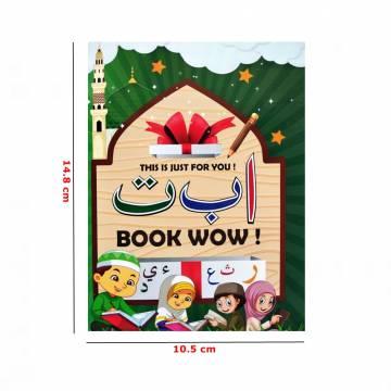 Mini Book Wow! Alif Ba Ta
